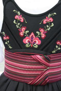 Beltestakk - Embla Bunader Folk Costume, Costumes, Dance Dresses, Norway, Scandinavian, Stitching, Bags, Women, Fashion