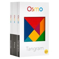 Osmo Starter Kit and Kids Activity Accessory for iPad