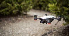 DJI Spark - El nuevo dron de DJI