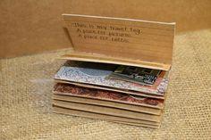 Travel Log Journal - 7gypsies