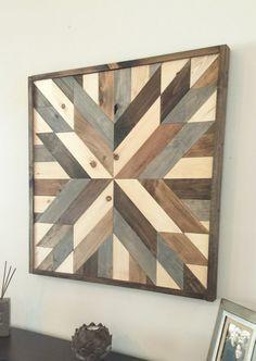 SALE** Reclaimed wood wall art, modern wall decor, wooden decor, barn wood decor, reclaimed wood, farmhouse decor