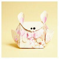 little bunny : crystal box #box #giftbox #bunny