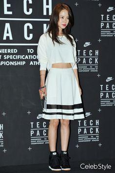 A Person Like Me: Fashion: The Song Ji Hyo Edition
