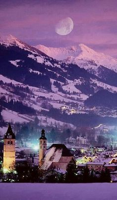 Kitzbuehel, Austria = Breathtaking!
