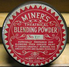 Theatrical Blending Powder