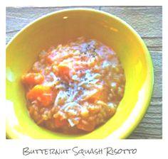 Butternut Squash Risotto — The Greenbacks Gal