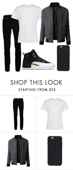 """""""Untitled #286"""" by creepymidnight on Polyvore featuring beauty, Topman and LE3NO"""