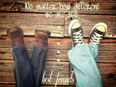 Oh my gosh! i wear converse and my bff wears cowgirl boots! Best Friends Shoot, Best Friend Poses, Love My Best Friend, Best Friends Sister, Bestest Friend, Best Friends Forever, Bff Pictures, Best Friend Pictures, Friend Photos