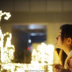 貴方にも見えるかな?、、、この「輝き」  撮影場所 京都駅 ※キャプは妄想ですよ(笑)  紅葉の季節ですがイルミネーションです(笑)この時期の京都駅はあっちでも、こっちでも💖😱😱😱 暑かった(笑)  #ぶらり京都撮影部 #team_jp_ #team_jp_西 (京都) #lovers_nippon #lovers_nippon_portrait #tokyocameraclub #portrait #portraitphotography #good_portraits_world #indies_gram #bestjapanpics #art_of_japan_ #kyoto_night_walk #japan_night_view #kyoto #japan #ポートレート #イルミネーション #京都 #日本