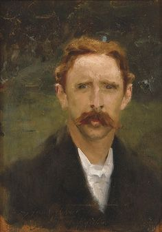 "John Singer Sargent (American, 1856–1925). Francis Brooks Chadwick, 1880. Collection of the Martin Andersen-Gracia Andersen Foundation, Inc., on long-term loan to the Orlando Museum of Art | This work is in our ""Sargent: Portraits of Artists and Friends,"" on view through October 4, 2015."