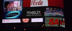What it would be like if Yeabsley Web Design could afford to advertise in Piccadilly