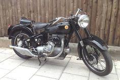 SUNBEAM S8 1954 500cc