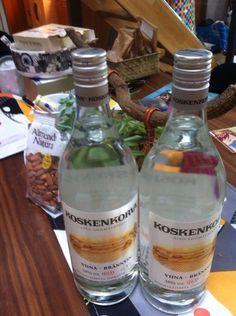 Finnish Vodka that's very good
