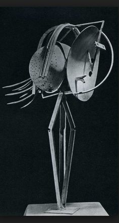 Sculpture by Pablo Picasso.