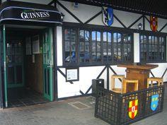 Biddys Irish Pub front #kiwihospo #BiddysIrishPub #KiwiPubs #KiwiBars