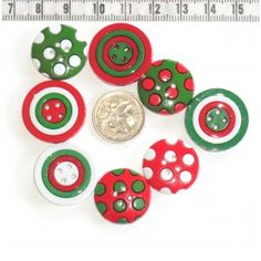 the 17 best christmas novelty buttons images on pinterest gift ideas gift tags and holiday gift tags - Christmas Buttons