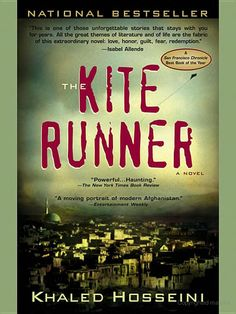 The Kite Runner by Khaled Hosseini. An incredible story between a weathy boy and the son of the servant. This story takes place in Afghanistan. Amir wants to win a kite-fighting tournament. Amir's friend Hassan helps. The trournament is the beginning of the end of a relationship built on jealousy. As things get worse in Afghanistan, Amir and his father leave to go to America.  Amir gets a summons to find Hassan's son and a chance to make wrongs right.
