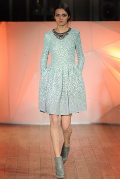 Matthew Williamson 2013- Pasarela London Fashion Week