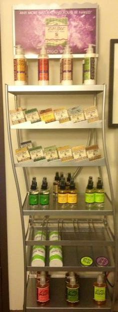 Harvard Garden Day Spa just got in a news shipment of Zum body lotion, Zum bar, Zum mist, Zum body wash & Zum diffusers.