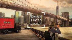 "Canon ""Canon Photo Coach"" - From 360i / New York"