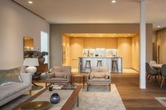 New York Condo Tower Reveals Luxe Sales Office