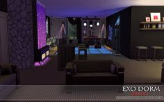 "from the lot ""EXO Dorm (No CC)"""