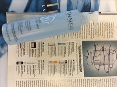 Thalgo's Micellar Cleansing Water in the April edition of Cosmopolitan.