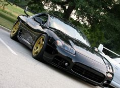 """Mitsubishi 3000gt VR-4 aka the """"GTO"""" to the Japanese market. So ridiculously cool!"""