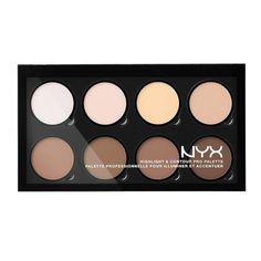 NYX Highlight and Contour Palette
