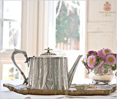 How to Care for & Polish Your Antique and Vintage Silver - French Garden House