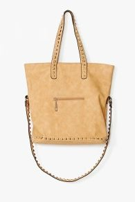 Studded Edges Tote