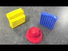 color wheel claymation