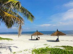 Nyali Beach, Mombasa, Kenya