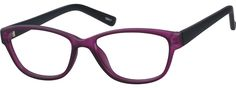 Order online, women purple full rim acetate/plastic cat-eye eyeglass frames model #128317. Visit Zenni Optical today to browse our collection of glasses and sunglasses.