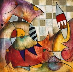 Primo I by Eric Waugh - Canvas, Wood, Acrylic, Aluminium - ArtToCanvas