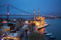 Beautiful Places In The World, Beautiful Places To Visit, Places Around The World, Istanbul City, Beach Wallpaper, Turkey Travel, Hotels, Cool Landscapes, Continents