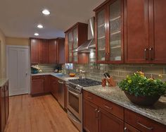 maple cabinets  stains and hardware on pinterest Bronze Kitchen Cabinet Hardware Brushed Nickel Cabinet Bar Pulls