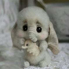 38 Ideas Baby Animals Art Sweets For 2019 Baby Animals Super Cute, Cute Stuffed Animals, Cute Little Animals, Cute Funny Animals, Baby Animals Pictures, Cute Animal Pictures, Cute Animal Drawings, Cute Drawings, Cute Toys