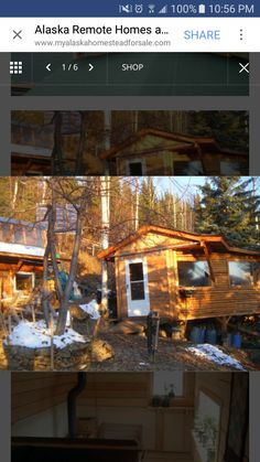Alaska Homestead, Homesteading, Mansions, House Styles, Home Decor, Decoration Home, Room Decor, Villas, Interior Design