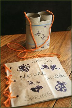Fun way to use recyclables and make a nature journal and binoculars!    Google Image Result for http://www.ourbigearth.com/wp-content/uploads/2009/04/crafts0421093.png