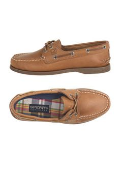 Sperry Topsider Sahara Boat Shoe. I've been wanting a pair for awhile now.