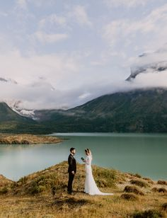 Adventure of a Lifetime: Sunrise Elopement in Patagonia, Chile - Green Wedding Shoes Elope Wedding, Elopement Wedding, Elopement Dress, Paris Wedding, Dream Wedding, Chile, Intimate Weddings, Destination Weddings, Small Weddings