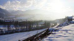 Schladming, Austria Austria, Snow, Mountains, Nature, Painting, Travel, Outdoor, Beautiful, Art
