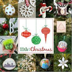Christmas ornament c
