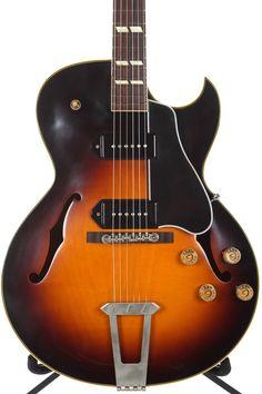 2015 Gibson Memphis ES-175D 1954 Reissue 54 RI Vintage Sunburst -SUPER CLEAN-