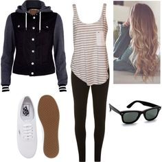 Winter to Spring. Polyvore outfit
