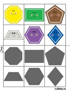 Toddler Learning Activities, Preschool Learning Activities, Preschool Worksheets, Book Activities, Preschool Activities, Teaching Shapes, Preschool Writing, Activity Sheets, Kids Education