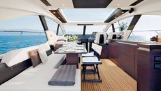 Best of the Best 2013: Production Boats: Azimut 55S | Boating & Yachting | Robb Report - The Global Luxury Source