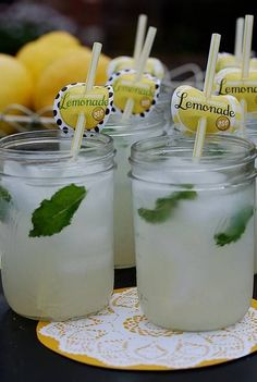 Image detail for -Fun Idea for Your Outdoor Summer Wedding: A DIY Lemonade Stand
