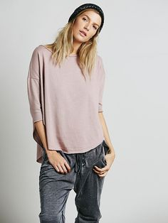 Free People Kitty Power Pullover at Free People Clothing Boutique